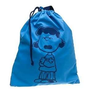 Peanuts Join the Club Cinch Sack Lucy (Blue) Toys & Games