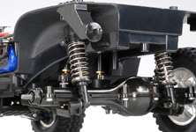 TAMIYA JEEP WRANGLER W/ESC, LED CC 01 84071 ROCK CRAWLER TRUCK 4WD 4X4