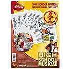 Disney High School Musical 8 Party Pack Pillow Cases Ar