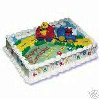 Sesame Street BIG BIRD ELMO cake kit/decoration/topper