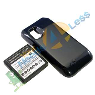 battery Samsung Galaxy S i500 Fascinate Mesmerize + Back Cover