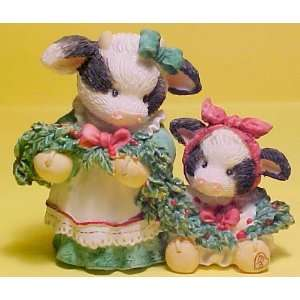 Marys Moo Moos 1994 Deck The Halls With Cows Of Holly