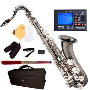 Cecilio TS 280BNN Black Nickel Tenor Saxophone Sax