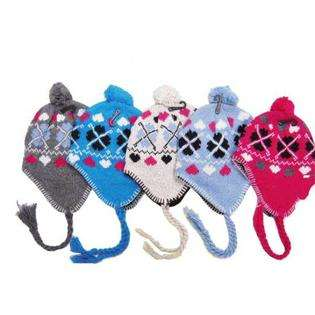 DDI Kids Winter Scandinavian Ear Flap Hats(Pack of 120)