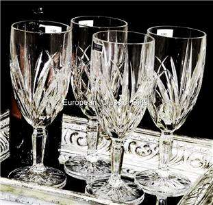 WATERFORD CRYSTAL ALL PURPOSE GLASSES water iced tea wine glassware
