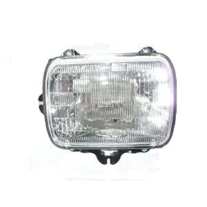 OE Replacement Ford Probe Driver Side Headlight Assembly Sealed Beam