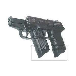 Taurus PT 111 & Kel Tec P 11 Grip Extension, Black Sports