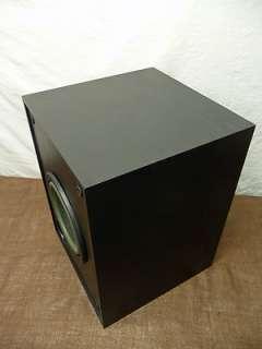 KLIPSCH SWV 8 Powered SUB WOOFER Speaker Theater Surround ~ FREE SHIP