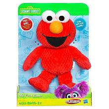 Sesame Street My First Plush   Elmo   Hasbro