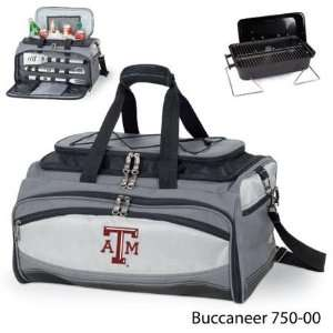 NIB Texas A&M Aggies TAMU NCAA Ultimate Cooler BBQ Set