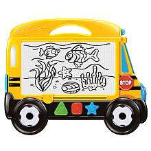 Cra Z Art Magna Doodle   School Bus   CRA Z ART