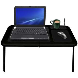 Laptop Buddy Portable WorkStation Table w/ Cooling Fan 844296066148