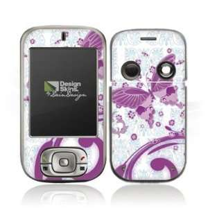 Design Skins for O2 XDA / PDA Mini   Pink Butterfly Design
