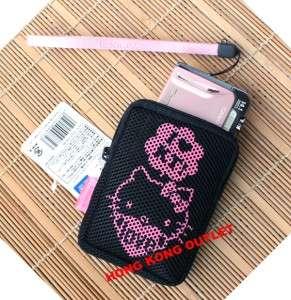 HELLO KITTY DC Camera Iphone 4 4S Cellphone Soft Case Bag E11