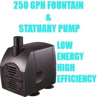 Fountain Pond Pump Low Energy Mag Drive Pump 718122159635