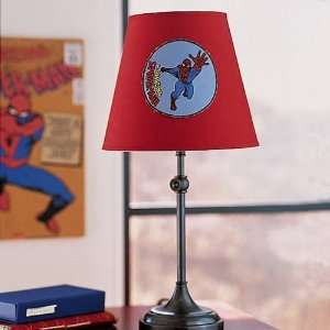Pottery Barn Kids Spider Man(TM) Shade & Cortland Base