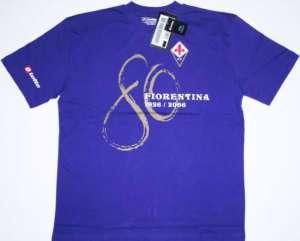 Fiorentina 80yrs Shirt Football Soccer Jersey Top Italy