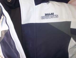 Dallas Cowboys NFL Reebok Authentic Toddler Size Jacket