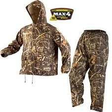 Mad Dog Ducks Unlimited Dri Flex Rain Suit RTMX4 Sz L