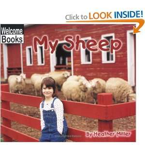 My Sheep (My Farm) (9780516230351): Heather Miller: Books