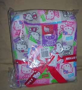 HELLO KITTY 2pc PAJAMAS PJs SLEEPWEAR 1 SHIRT, 1 PANT FLANNEL NWT
