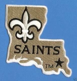 New Orleans Saints NFL Football Patch Crest C