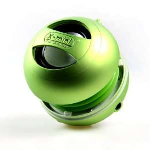 X mini II Capsule Speaker   Green  Players