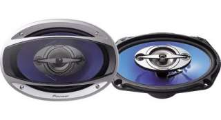 PIONEER 4 WAY CAR STEREO SPEAKERS 6X9 INCH TS G971M