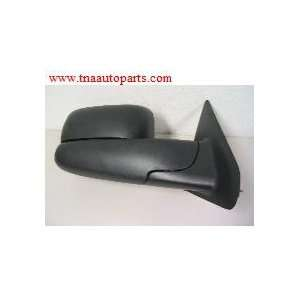 02 up DODGE PICKUP TOWING SIDE MIRROR, RIGHT SIDE (PASSENGER), MANUAL