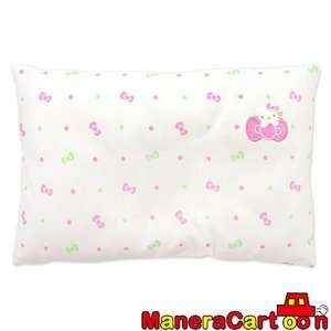 Hello Kitty Print Baby Pillow Sanrio