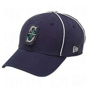 New Era MLB Piped Out Caps   Seattle Mariners Sports