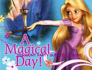 Disney Tangled Birthday Party Invitations