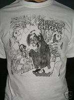 SEPTIC DEATH shirt,DRI,Kylesa,death angel,exhumed