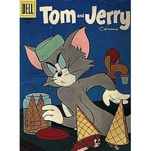 Tom and Jerry Comics (1948 series) #147: Dell Publishing:
