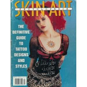 Styles (Single Issue Magazine): Editors of Skin Art Magazine: Books