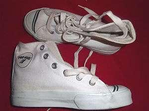 in USA  Rare WHITE Hi Top PRO KEDS SZ 5.5 (BOYS 3.5) Sneakers