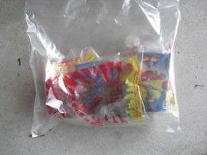 Lot of 3 1997 Burger King Superman Toys MIP LOOK