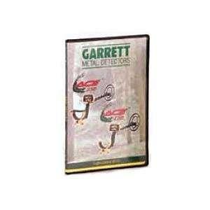 GARRETT ACE 150/250 DVD INSTRUCTIONAL DVD (30878