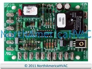 ICP Heil Tempstar Defrost Control Circuit Board 1069364