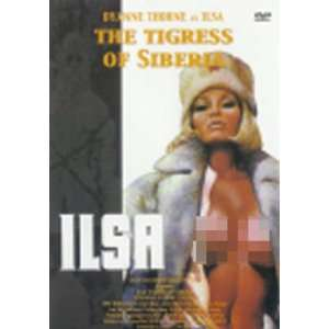 ILSA: Tigress of Siberia Dyanne Thorne All Regions PAL