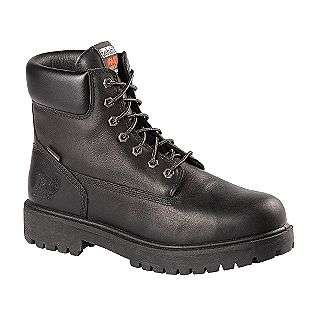 Mens Work Boot 6 Direct Attach Waterproof Insulated Steel Safety Toe
