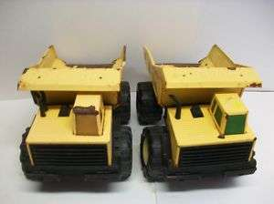 TONKA DUMP TRUCK 1989 1992 METAL FRAME PRICE FOR ONE
