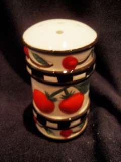 Toothpick Holder Ceramic Fruit Design Pick ONE DESIGN