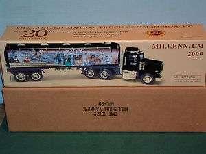 2000 Taylor MILLENNIUM TANKER TRAILER Truck RARE NIB