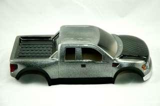 Custom Painted RC Body fits Traxxas 1/16 Mini E Revo VXL Ford F 150