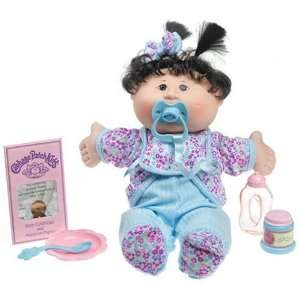 Cabbage Patch Kids Babies African American Girl With Black