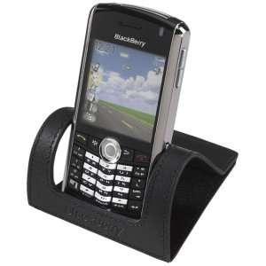 Rim New Oem Blackberry 8100 8120 8130 Leather Desktop