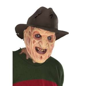 Nightmare on Elm Street Freddy Foam Latex Costume Mask Toys & Games