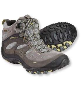 Womens Merrell Chameleon Arc Gore Tex Ventilator Hikers Hiking Boots