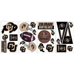 University of Colorado Buffaloes Kids Removable Wall
